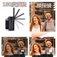 デジカメデジタルカメラYouTubeカメラ24.0MP2.7KFULLHD180度回転スクリーン連続ショット初心者/学生/家族誕生日、クリスマス、旅行、お正月、入学のプレゼント日本語説明書付き