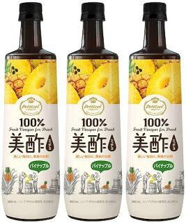 ミチョ美酢パイナップル味
