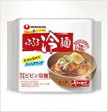 農心 ふるる冷麺 ビビン冷麺 159g 5個セット ビビン冷麺、水冷麺 ビビン麺 韓国冷麺 韓国食品/韓国食材/韓国料理