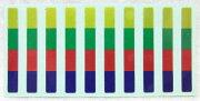 【購入プレゼント】SESSYAPE道糸カラー表示ステッカー(10枚セット)