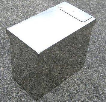 拙者 ステンレスサイドボックス ミニミニ Sサイズ