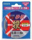ゴーセン テクミーテーパー砂紋 GT-6224 1-6号