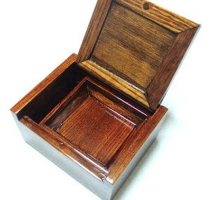 木製スペシャルエサ箱 高級タモ製 シングル