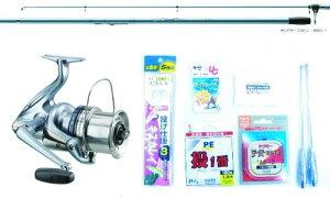 16800円 シマノ ホリデーサーフスピン&アクティブサーフ&用品 お買い得セット
