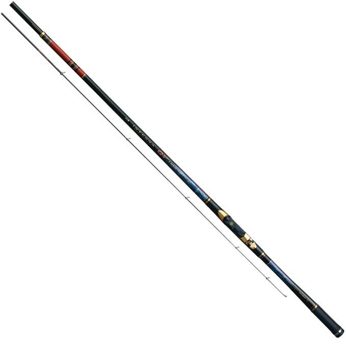 がま磯 インテッサG-5 1号5m:拙者の投げ釣り・鮎釣り