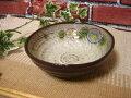 線彫り模様椿シリーズ渦巻き小鉢