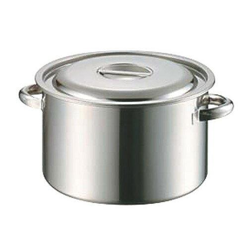☆ 料理道具 ☆ AG 18-8半寸胴鍋 33cm(18.0L) [ φ330 x 深さ 220mm ]