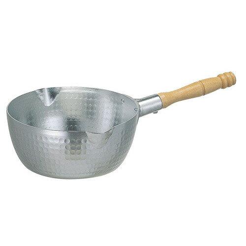 ☆ 料理道具 ☆ SS アルミ雪平鍋(上物) 30cm [ φ300 x 深さ 113mm 板厚:2.8mm ]