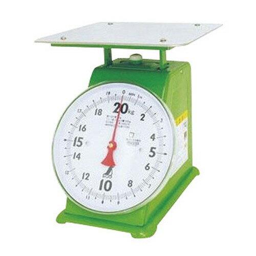上皿自動ハカリ 【測量器】 フジ 【業務用】 (平皿付) 【重量計】 デカO型 【計量器】 20kg