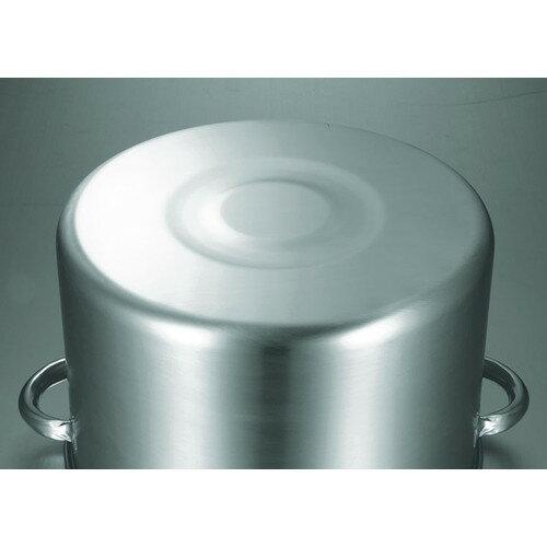 ☆ 料理道具 ☆ KO 19-0電磁対応IH 半寸胴鍋(蓋付) 30cm [ φ300 x 深さ 200mm 板厚:1.0mm ]