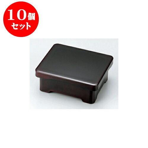 弁当箱・水筒, 重箱 10 A 18 x 15.2 x 7cm 15 x 12 x 4.7cm