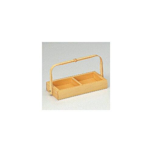 10個セット 民芸雑器 白竹手付薬味入 [12 x 6 x 7cm]