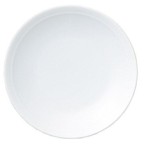 5個セット☆ 中皿 ☆ 白翔 リム7.5皿 [ D-23 H-4cm ] 【 料亭 旅館 和食器 洋食器 中華食器 レストラン ホテル カフェ 飲食店 業務用 白 ホワイト】