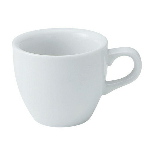 10個セット☆ マグカップ ☆ フレスコ M型ホテルマグカップ [ L-11.4 S-8.4 H-7.2cm C-200cc ]