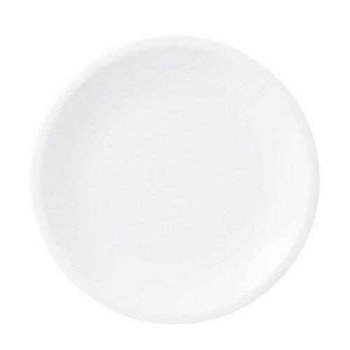 10個セット☆ プレート ☆ コントルノ ホワイト 18cmプレート [ D-18 H-2.1cm ] 【 洋食器 レストラン ホテル カフェ 飲食店 業務用 白 ホワイト 】