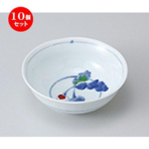 10個セット ☆ 小鉢 ☆ 錦かぶ4.0鉢 [ 12 x 4.5cm ]