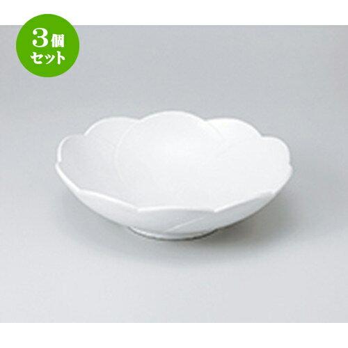 3個セット ☆ 多用鉢 ☆ 花花小鉢  [ 12 x 5cm ]