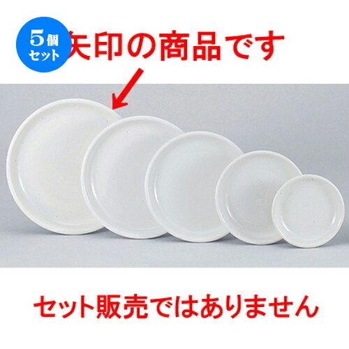 5個セット☆ 洋陶オープン ☆ ギャラクシー 28cm大皿 [ 28.8 x 3.4cm ] 【 レストラン ホテル 洋食器 飲食店 業務用 】