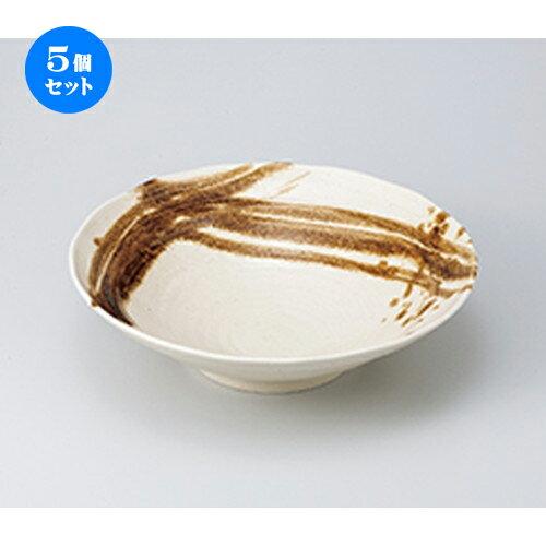 5個セット☆ 盛込鉢 ☆ すすきの10.0盛鉢  [ 31 x 8.2cm ]