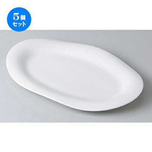 食器, 皿・プレート 5 swing 33cm 33 x 21.7 x h 2.8cm