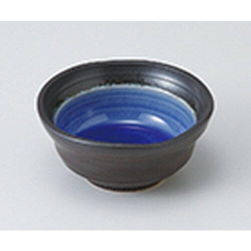 5個セット☆ 小鉢 ☆ 深海(ブルー)3.6小鉢 [ 11 x 5cm ] 【 料亭 旅館 和食器 飲食店 業務用 】