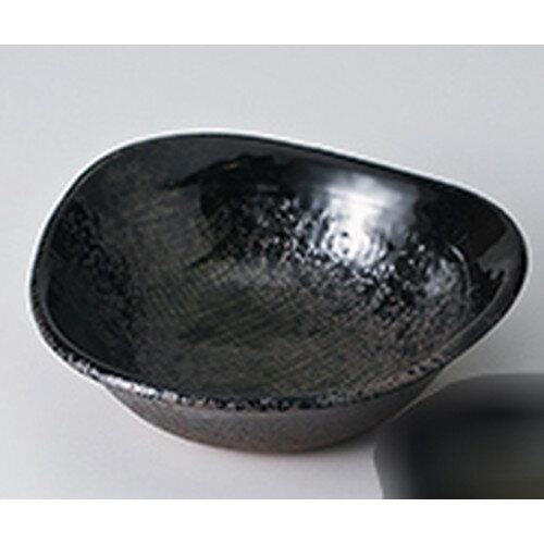 10個セット ☆ 刺身 ☆ 黒緑彩三角刺身鉢 [ 14.4 x 4.4cm ]
