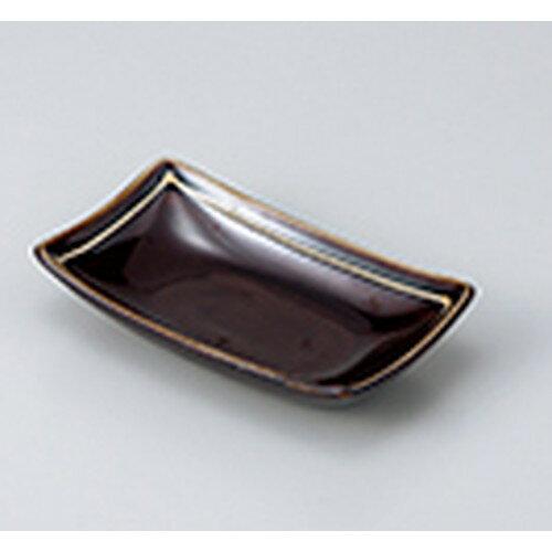 5個セット☆ 小鉢 ☆ 琥珀ロングボール [ 16 x 9.2 x 3.5cm ]