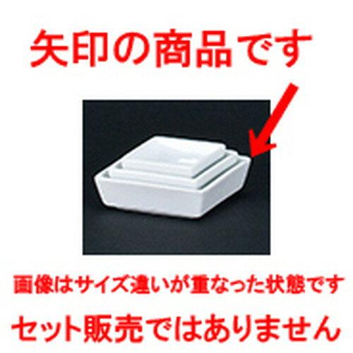 3個セット☆ 洋陶オープン ☆ PW 12cmSQ角鉢 [ 12.3 x 12.3 x 3.8cm ]
