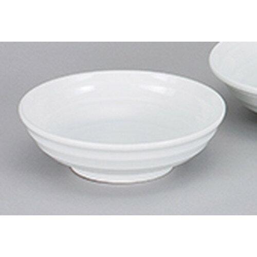 5個セット☆ 中華オープン ☆ 鳴門 白 麺鉢(中) [ 22.3 x 7cm ]