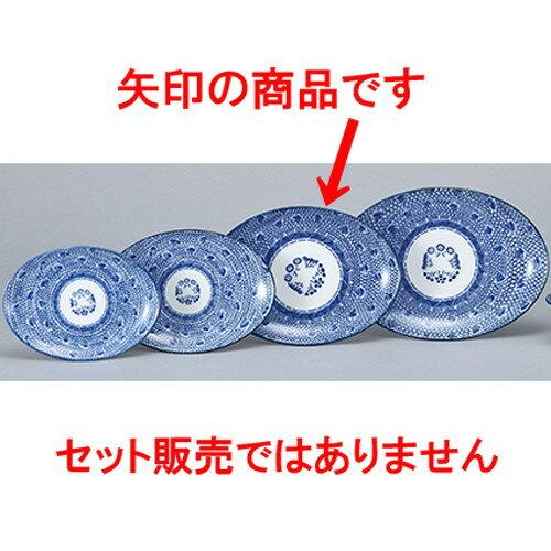 5個セット☆ 中華オープン ☆ タイスキ 23.5cmプラター [ 23.6 x 17.1 x 2.6cm ]