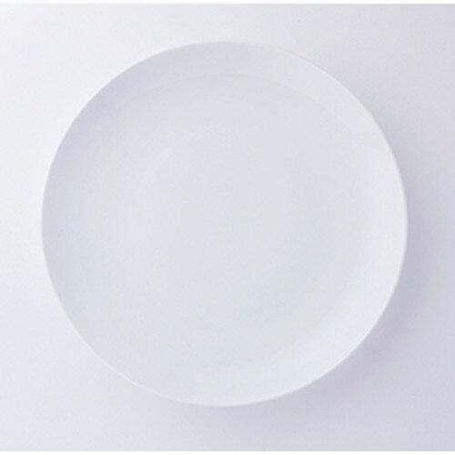 5個セット☆ 中華オープン ☆ MEGA(白磁強化) 10吋プレート(TAB101) [ 26.5 x 3.0cm ]