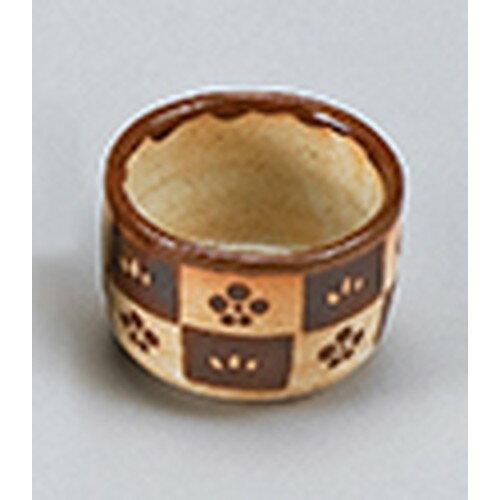 3個セット ☆ 小付 ☆格子梅珍味小鉢 [ 6.6 x 5cm ]