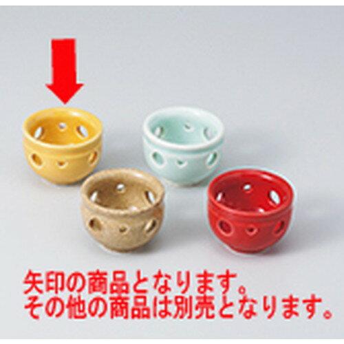 10個セット ☆ 珍味 ☆黄透かし珍味 [ 5.4 x 3.8cm ]