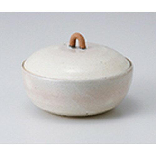 10個セット ☆ 蓋物 ☆ 染付釉蓋物 [ 11.5 x 7.5cm ]