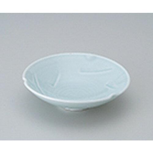 3個セット☆ 松花堂 ☆ 青地彫平小鉢 [ 12 x 3.5cm ]