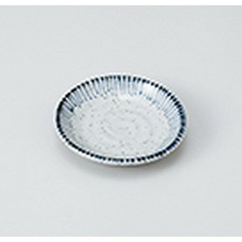 10個セット ☆ 小皿 ☆ 細十草3.0丸皿 [ 10.3 x 2.1cm ]