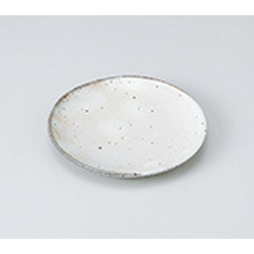10個セット ☆ 和皿 ☆ 粉引丸4.5皿 [ 13.8 x 2cm ] 【 料亭 旅館 和食器 飲食店 業務用 】