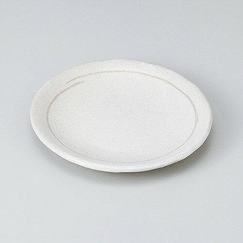 10個セット ☆ 和皿 ☆ 志野タタキ5.5皿 [ 16cm ] 【 料亭 旅館 和食器 飲食店 業務用 】