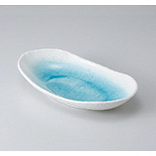 5個セット☆ 多用皿 ☆ 白流水あずけ鉢 [ 25.5 x 13.8 x 4.5cm ]