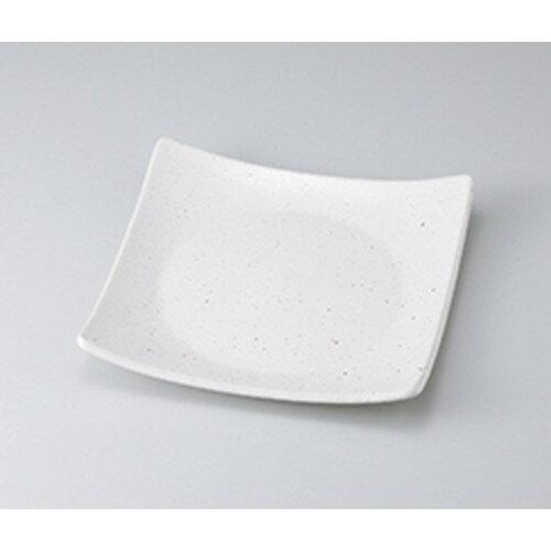 3個セット☆ 和皿 ☆ 陶の里角皿(中) [ 20.5 x 20.5 x 3.5cm ] 【 料亭 旅館 和食器 飲食店 業務用 】