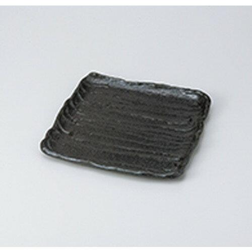 3個セット☆ 和皿 ☆ つや消し 22cm角皿 [ 22 x 22 x 2cm ] 【 料亭 旅館 和食器 飲食店 業務用 】