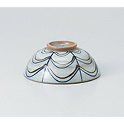 5個セット☆ 飯椀 ☆ よし 反茶碗 [ 12 x 5.5cm ]