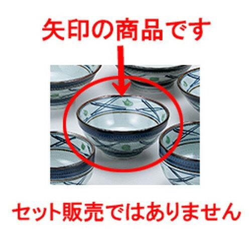 5個セット☆ 丼 ☆ 飛びかんな格子5.5玉渕丼 [ 16.8 x 7.8cm ]