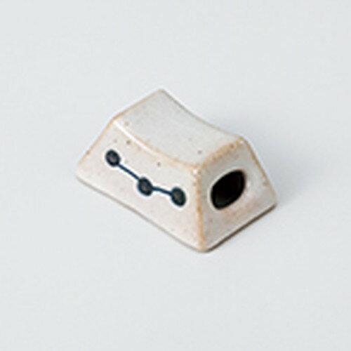 5個セット ☆ 箸置 ☆ 水玉つなぎ筺箸置 [ 4.3 x 2.8 x 2cm ]