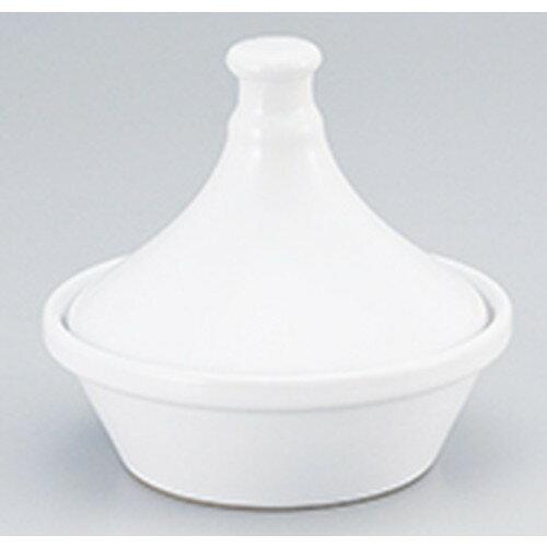 10個セット ☆ オーブン食器 ☆ ミニタジンWH [ φ10 x 9.5cm ]