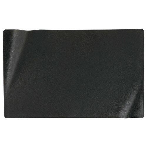 5個セット☆ 角皿 ☆ ネプチューン クリスタルブラック 22cm 長角プレート [ L 22 x S 13.6 x H 1.8cm ]