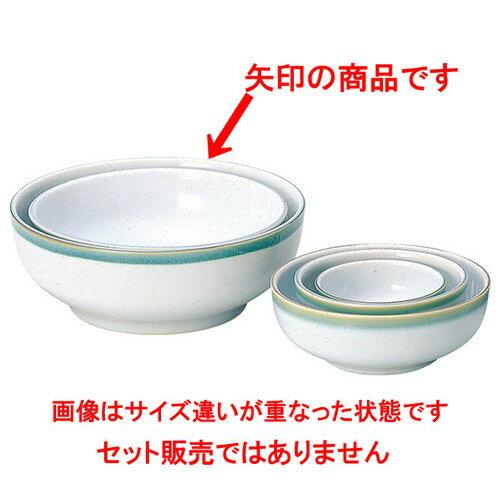3個セット☆ 中鉢 ☆ 深翠(しんすい) 7寸5分洋ボウル [  D 23.3 x H 8.6cm ]