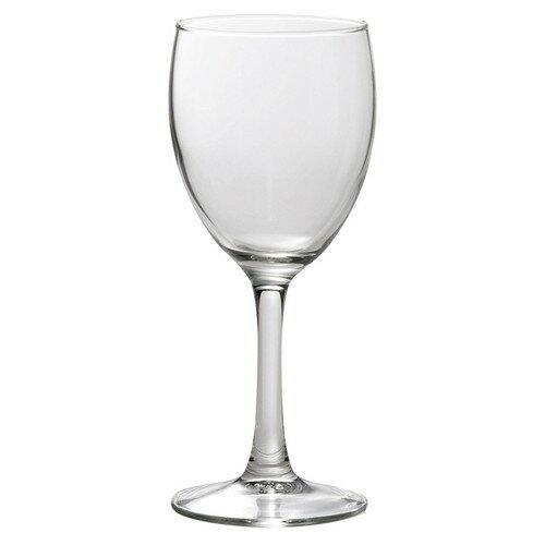 10個セット ☆ ワイングラス ☆ アルコロック プリンセサ ワイン 230cc [ D 6.8 x w 7.3 x H 17.4cm ]