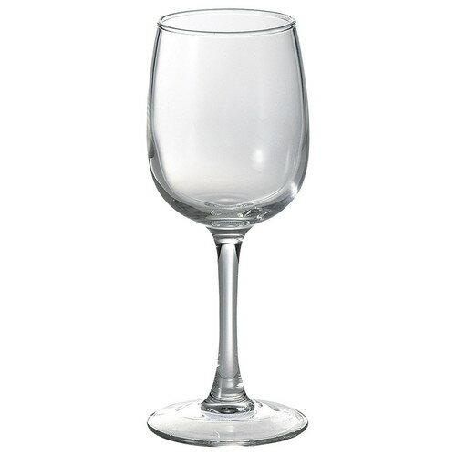 10個セット ☆ ワイングラス ☆ アルコロック エリザ ワイングラス 230cc [ D 6 x w 7 x H 17.5cm ]