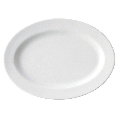 10個セット ノーブルホワイト 31cmプラター [L31.5 X S23 X H3cm] | 大皿 プレート ビック パーティ 人気 おすすめ 食器 洋食器 業務用 飲食店 カフェ うつわ 器 おしゃれ かわいい ギフト プレゼント 引き出物 誕生日 贈り物 贈答品